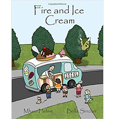 Fire and Ice Cream by Mhairi Helme